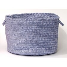 <strong>Colonial Mills</strong> Spring Meadow Braided Utility Basket