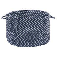 Montego Blue Burst Utility Basket