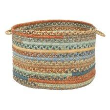 Olivera Vintage Blue Utility Basket