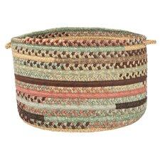 Olivera Warm Chestnut Utility Basket
