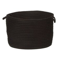 Portico Sharp Black Utility Basket