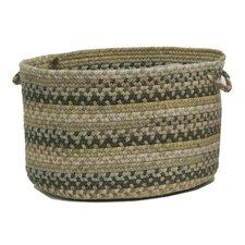 Ridgevale Grecian Green Utility Basket