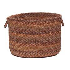 Ridgevale Audobon Russet Utility Basket