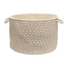 <strong>Colonial Mills</strong> Elmwood Storage Basket