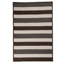 Portico Stone Braided Indoor/Outdoor Area Rug