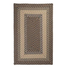 Tiburon Stone Blue Braided Indoor/Outdoor Area Rug
