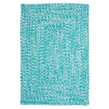 Catalina Turquoise Outdoor Area Rug