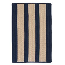 Boat House Navy Indoor/Outdoor Rug