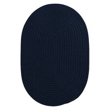 Boca Raton Navy Indoor/Outdoor Rug