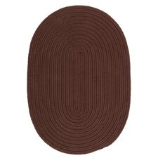 Boca Raton Chocolate Indoor/Outdoor Rug