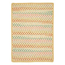 Color Frenzy Yellow Go Bananas Rug