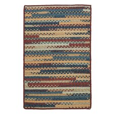 Market Mix Rectangle Summer Rug