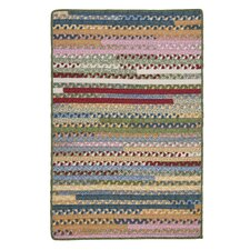 Market Mix Rectangle Keepsake Rug