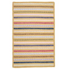 Seascape Gingerlily Striped Area Rug