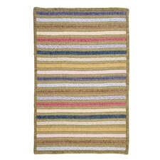 Seascape Lemongrass Striped Rug