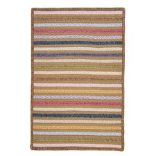 <strong>Colonial Mills</strong> Seascape Beach Front Striped Rug