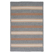 Salisbury Gray Striped Rug
