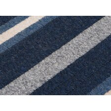 <strong>Colonial Mills</strong> Salisbury Blue Striped Sample Swatch