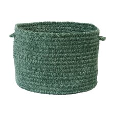 Simple Chenille Utility Basket