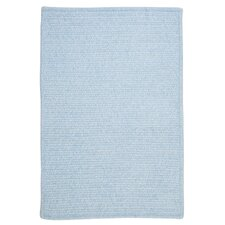 <strong>Colonial Mills</strong> Simple Chenille Sky Blue Rug
