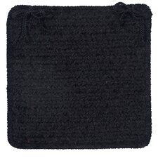 Simple Chenille Chair Pad (Set of 4)