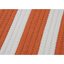 Stripe It Tangerine Sample Swatch