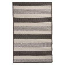 Stripe It Silver Indoor/Outdoor Rug
