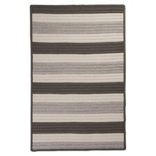 Stripe It Silver Rug
