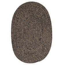 Softex Check Brown Check Indoor/Outdoor Area Rug