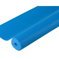 <strong>J Fit</strong> Premium Yoga Mat in Aqua Blue
