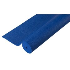 Extra Thick Pilates Yoga Mat in Blue