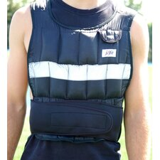 <strong>J Fit</strong> 30 lbs Adjustable Weighted Vest