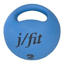 4.4 lbs Premium Handle Medicine Ball