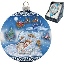 Limited Edition Clara's Dream Ball XLG Ornament