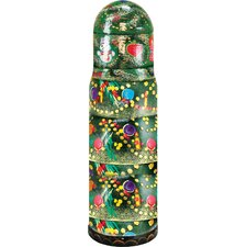 Russia X-Mas Tree Bottle Holder