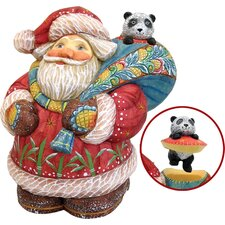 Derevo Santa with Panda Box