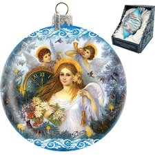 Limited Edition Christmas Angel Ornament