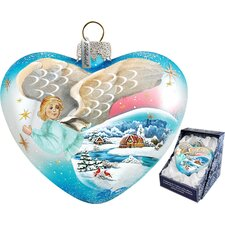 Angel Heart Ornament