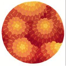 New Wave Orange Rug