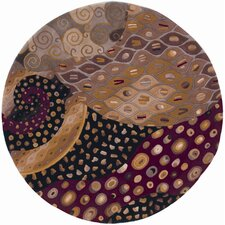 New Wave Multicolored Rug