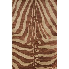 Serengeti Copper Rug