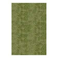 Luster Shag Apple Green Area Rug