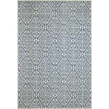 Baja Navy Indoor/Outdoor Rug
