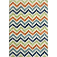 Baja Multicolored Indoor/Outdoor Rug