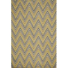 Delhi Yellow Tufted Rug