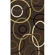 Elements Brown Rug