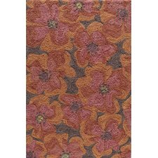 Summit Raspberry Rug