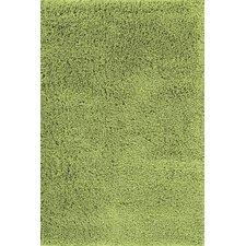 Comfort Shag Lime Area Rug