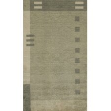 Gramercy Green Area Rug