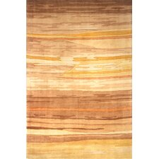 New Wave Sand Area Rug